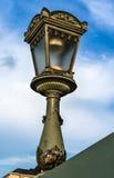 Detail van Kettingsbrug, Boedapest Royalty-vrije Stock Fotografie