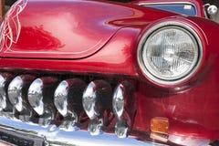 Detail van 1951 Mercury Cou Royalty-vrije Stock Foto