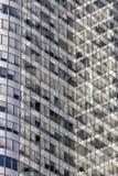 Detail van Moderne Gebouwen in Parijs Bedrijfs concept Royalty-vrije Stock Afbeeldingen