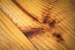 Detail van nette houten vloer Stock Afbeeldingen