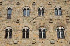 Detail van oude architectuur Stock Afbeelding