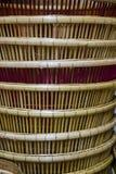 Detail van patroonmandewerk Stock Foto