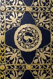Detail van poorten Stock Fotografie