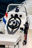 Detail van rubberboten Royalty-vrije Stock Fotografie