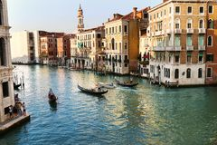 Detail of Venice, Italy stock images