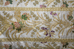 Detail from vestment Stock Photo