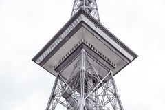 Detail view of the funkturm Royalty Free Stock Images