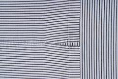 Detail view of shirt Royalty Free Stock Image