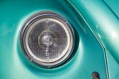 Detail of a vintage car Stock Photos