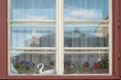 Detail of a vintage window Stock Image