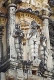 Detail at Virupaksha Temple Stock Photos