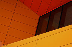 Detail von Agoratheater lizenzfreies stockfoto