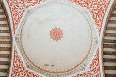 Detail von der blauen Moschee Istanbul Stockbild