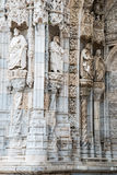 Detail von Hieronymites-Kloster (Mosteiro DOS Jeronimos) Lizenzfreie Stockfotografie