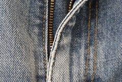 Detail von Paaren Jeans Lizenzfreies Stockfoto
