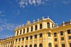 Detail von Schonbrunn-Palast Wien Österreich Lizenzfreie Stockfotos