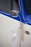 detail of VW beatle Royalty Free Stock Images
