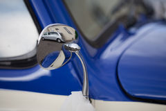 Detail of VW beatle Stock Photography