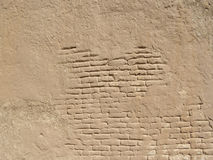 Detail of wall, grunge texture Stock Photography
