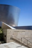 Detail of the Walt Disney Concert Hall Royalty Free Stock Image