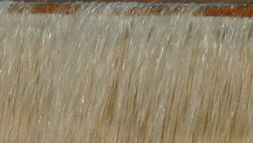 Detail of water movement. stock footage
