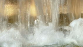 Detail of water movement. stock video footage