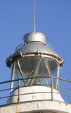detail of white light house Royalty Free Stock Photography