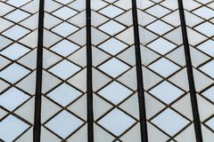 Detail of white roof structure of Sydney Opera House, Australia royalty free stock photos