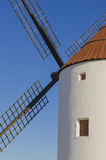 Detail of a windmill Stock Photography