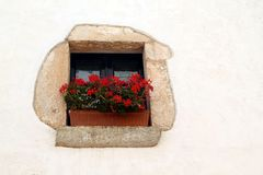 Detail of a window Royalty Free Stock Image