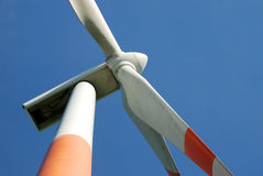 Detail windturbine Royalty Free Stock Photo