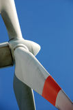 Detail of a windturbine Royalty Free Stock Image