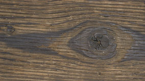 Detail of Wood Knothole Royalty Free Stock Images