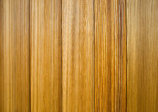 Detail of Wood Panelling Background.  Royalty Free Stock Images