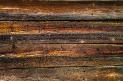 Detail of wooden textured wall Stock Photo