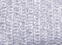 Detail Woven Scarf Texture Stock Photo