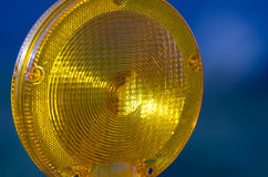 Signal Light Stock Photo