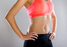 Fitness body Stock Images
