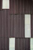 Detail zinc metal texture background. Stock Images