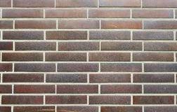 Detailbacksteinmauer Stockfoto