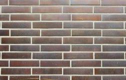 Detailbakstenen muur Stock Foto