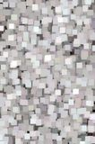 Detailed Abstract Square Blocks Texture Background Royalty Free Stock Image