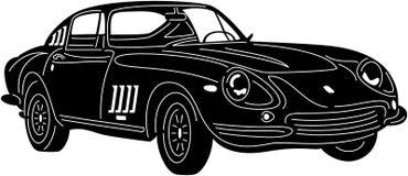 Detailed-02 automobilístico Imagens de Stock Royalty Free