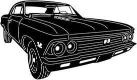 Detailed-03 automobilístico Imagens de Stock Royalty Free