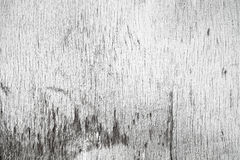 Detailed background texture of white wooden surface Royalty Free Stock Photography