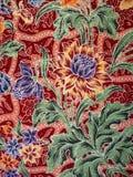 Batik pattern, Solo, Indonesia royalty free stock image