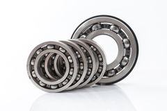 Detailed bearings Stock Image