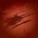 Detailed brown Grunge texture Vector Background Royalty Free Stock Photos