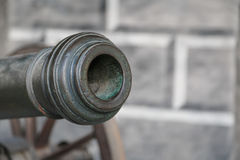 Detailed Cannon Ball View Stock Photos