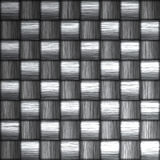 Detailed carbon fiber Royalty Free Stock Photos